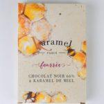chocolait noir et karamel miel