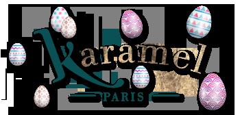logo karamel paris special paques