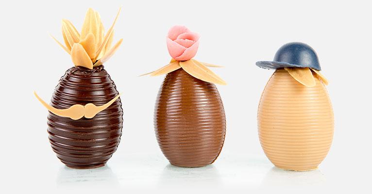 la famille happy eggs par karamel paris
