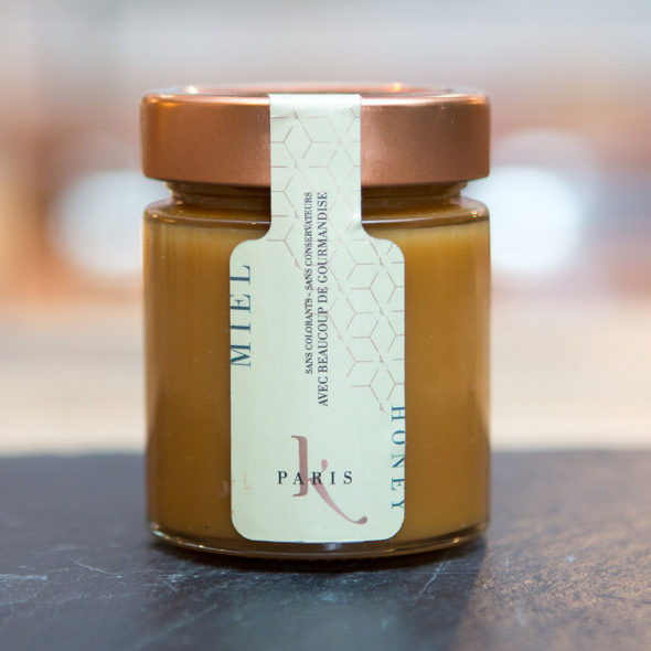 karamel a tartiner saveur miel