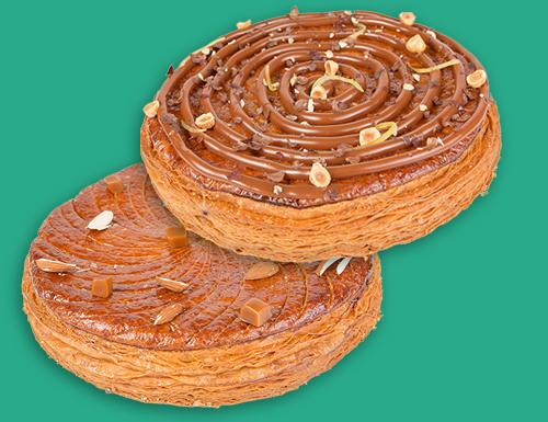 galettes des rois by karamel paris