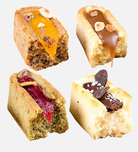 cakes de voyage par karamel paris